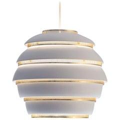 Alvar Aalto 'Beehive' Ceiling Lamp by Valaisinpaja Oy