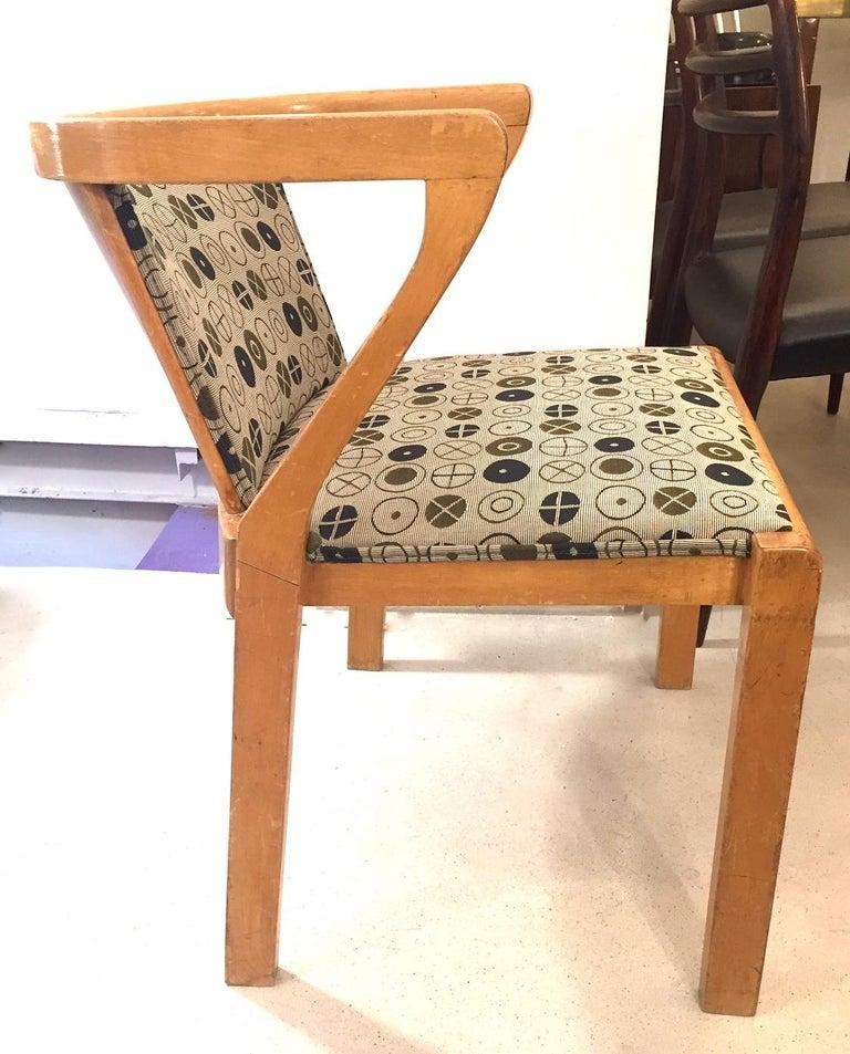 Finnish Alvar Aalto Chair 2, Mode 15.1930 For Sale