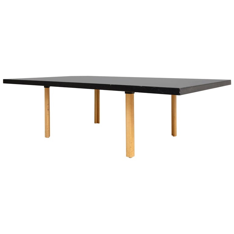 Alvar Aalto Extra Large Dining Table, circa 1960 For Sale