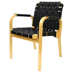 Alvar Aalto for Artek Mid-Century Modern Model 45 Armchair