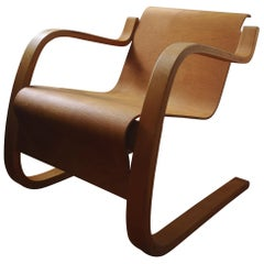 Alvar Aalto Model 31 Chair, circa 1930s