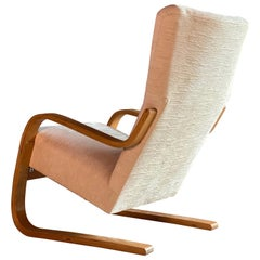 Alvar Aalto Model 36 / 401 Cantilever Lounge Chair by Finmar, Finland