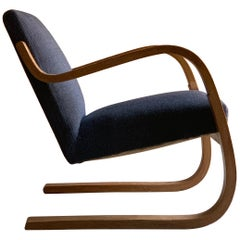 Lounge Chair By Alvar Aalto For Sale At 1stdibs