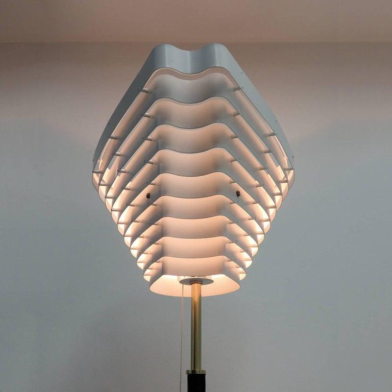 Alvar Aalto Model A805 'Angel Wing' Floor Lamp For Sale 4