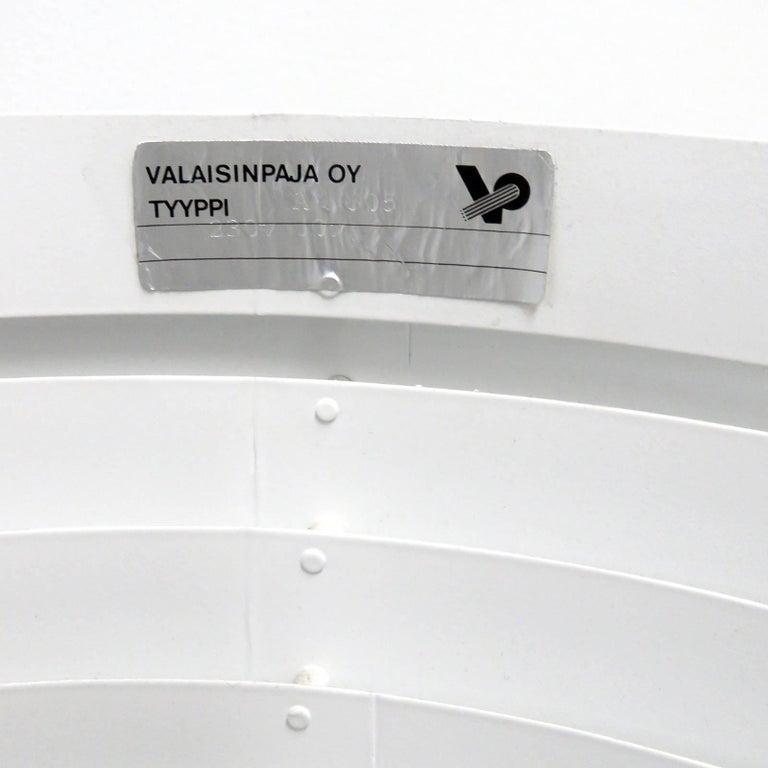 Brass Alvar Aalto Model A805 'Angel Wing' Floor Lamp For Sale