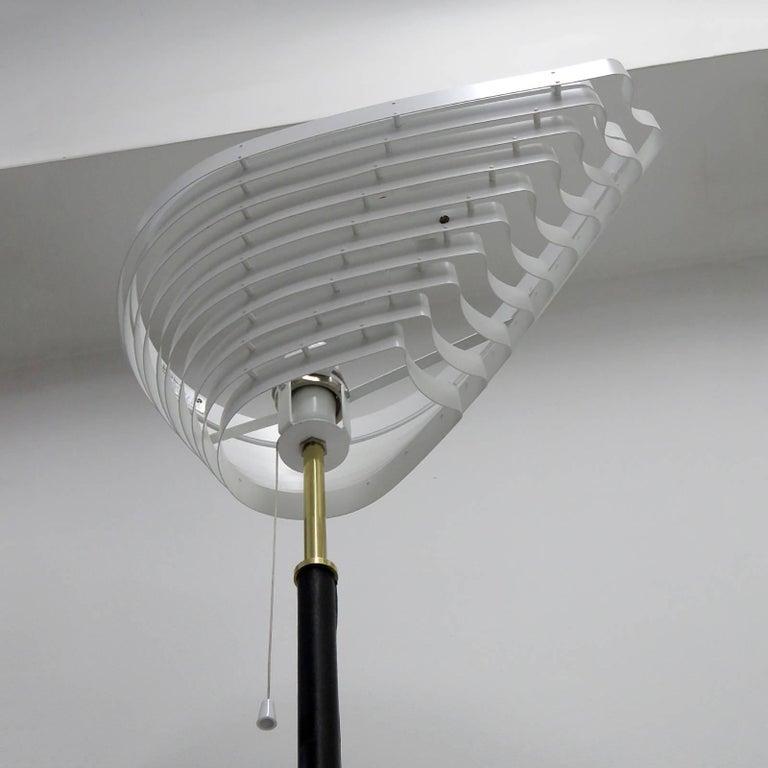 Alvar Aalto Model A805 'Angel Wing' Floor Lamp For Sale 1