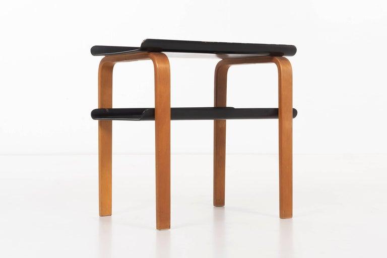 Modern Alvar Aalto Paimio Side Table for Artek For Sale