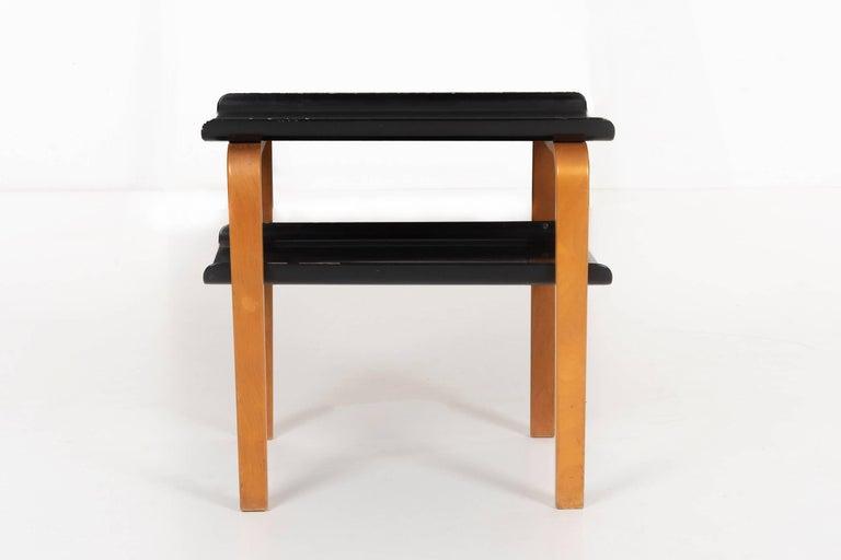 Finnish Alvar Aalto Paimio Side Table for Artek For Sale