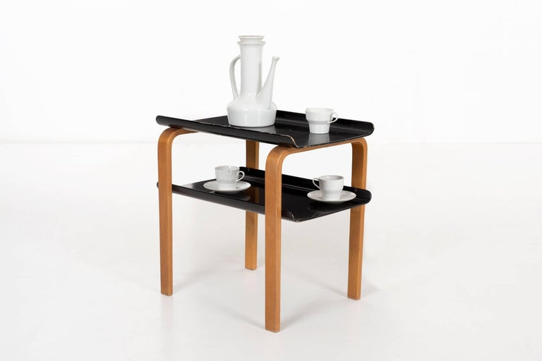 20th Century Alvar Aalto Paimio Side Table for Artek For Sale