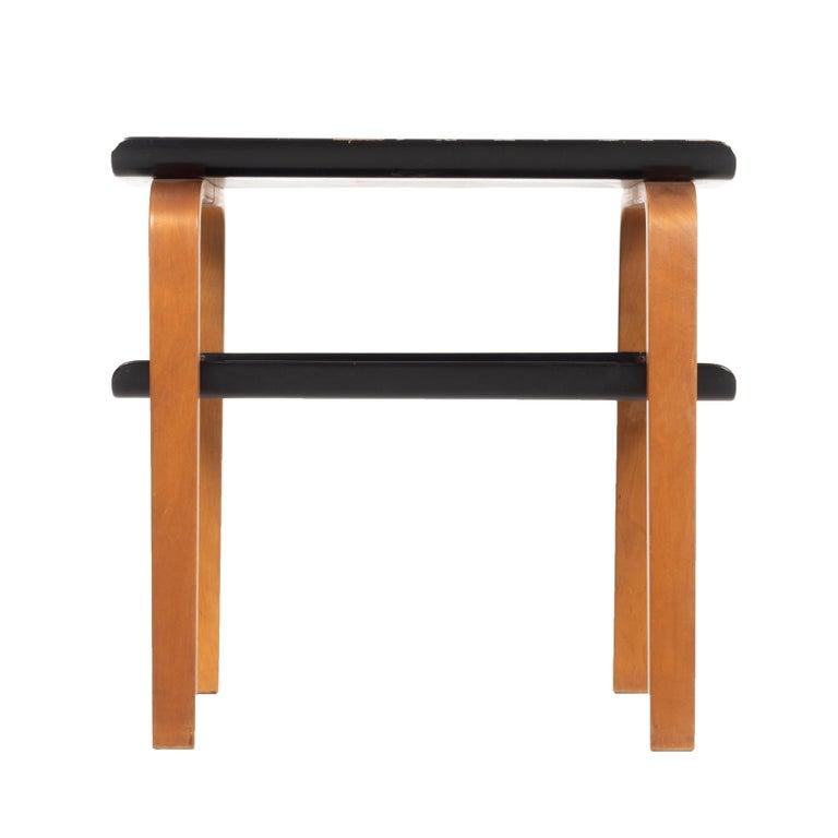 Alvar Aalto Paimio Side Table for Artek For Sale