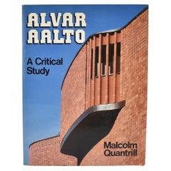 Alvar Aalto, Paperback Book by Malcolm Quantrill