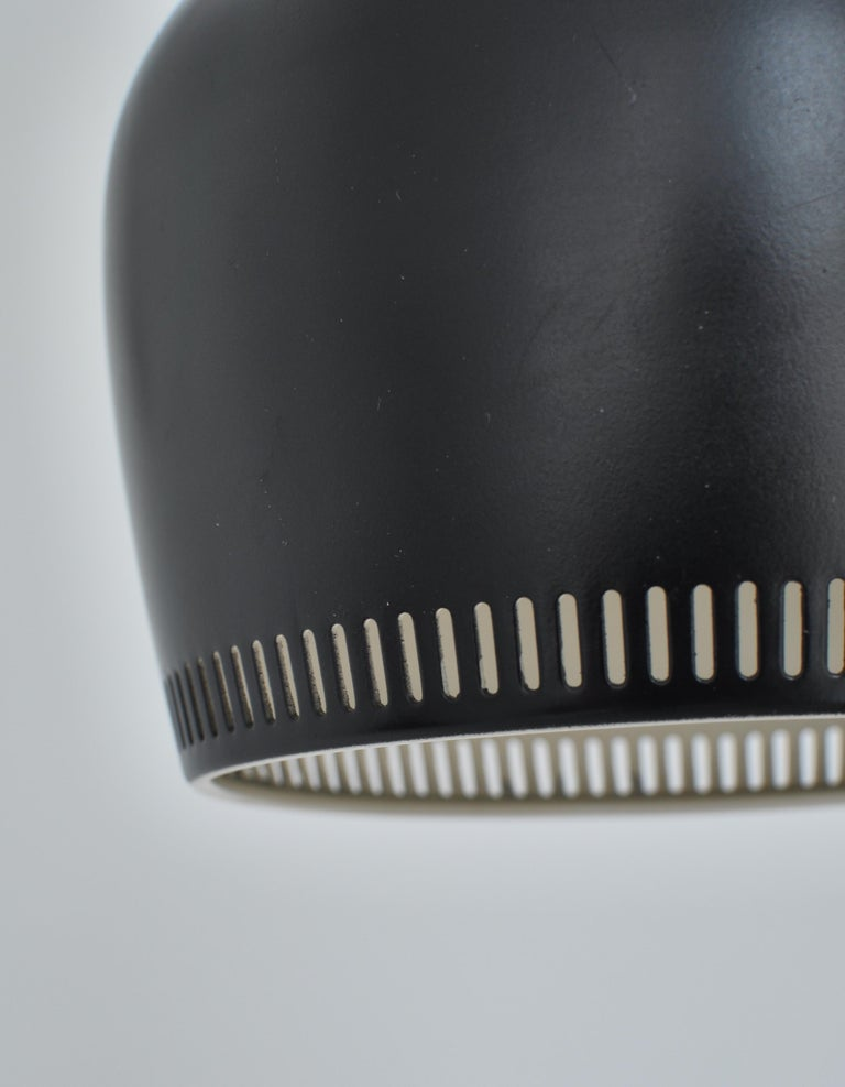 Alvar Aalto Pendant Wall Lamp, Louis Poulsen, 1960s Scandinavian Modern For Sale 1