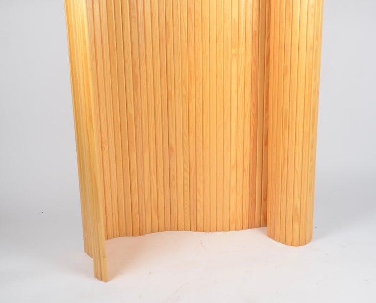 Finnish Alvar Aalto, Room Divider, Model 100, Artek 1960s For Sale