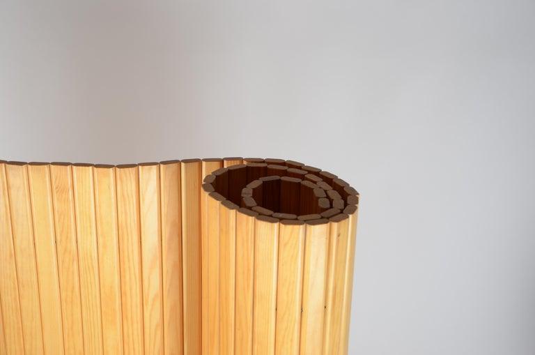 Mid-20th Century Alvar Aalto, Room Divider, Model 100, Artek 1960s For Sale