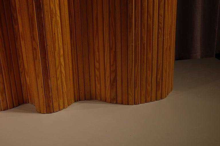 Alvar Aalto Room / Screen Divider, Finland, 1950s In Good Condition For Sale In Stockholm, SE