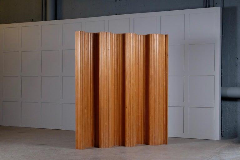 Alvar Aalto Room / Screen Divider, Finland, 1960s For Sale 1