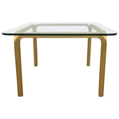 Alvar Aalto Side or Coffee Y805 Table