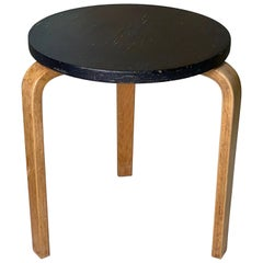 Alvar Alto Model 60 Stacking Stool, Finland