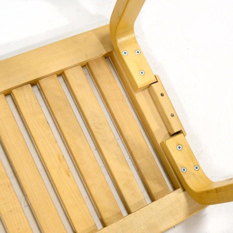 Alvar Alto Slat Bench 153A For Sale 3