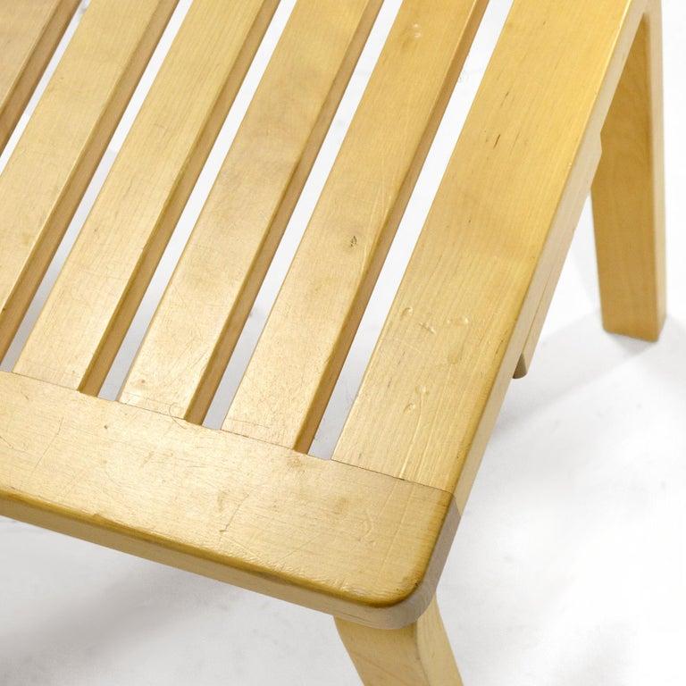 Alvar Alto Slat Bench 153A For Sale 1