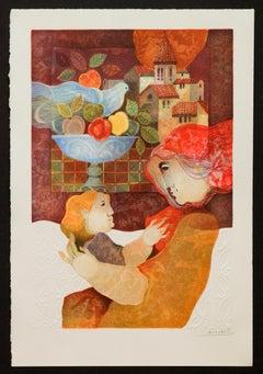Maternitat, Natura I Pau (Maternity, Nature and Peace)