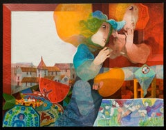 """Pintora Mexicana"" (Mexican Painter)"