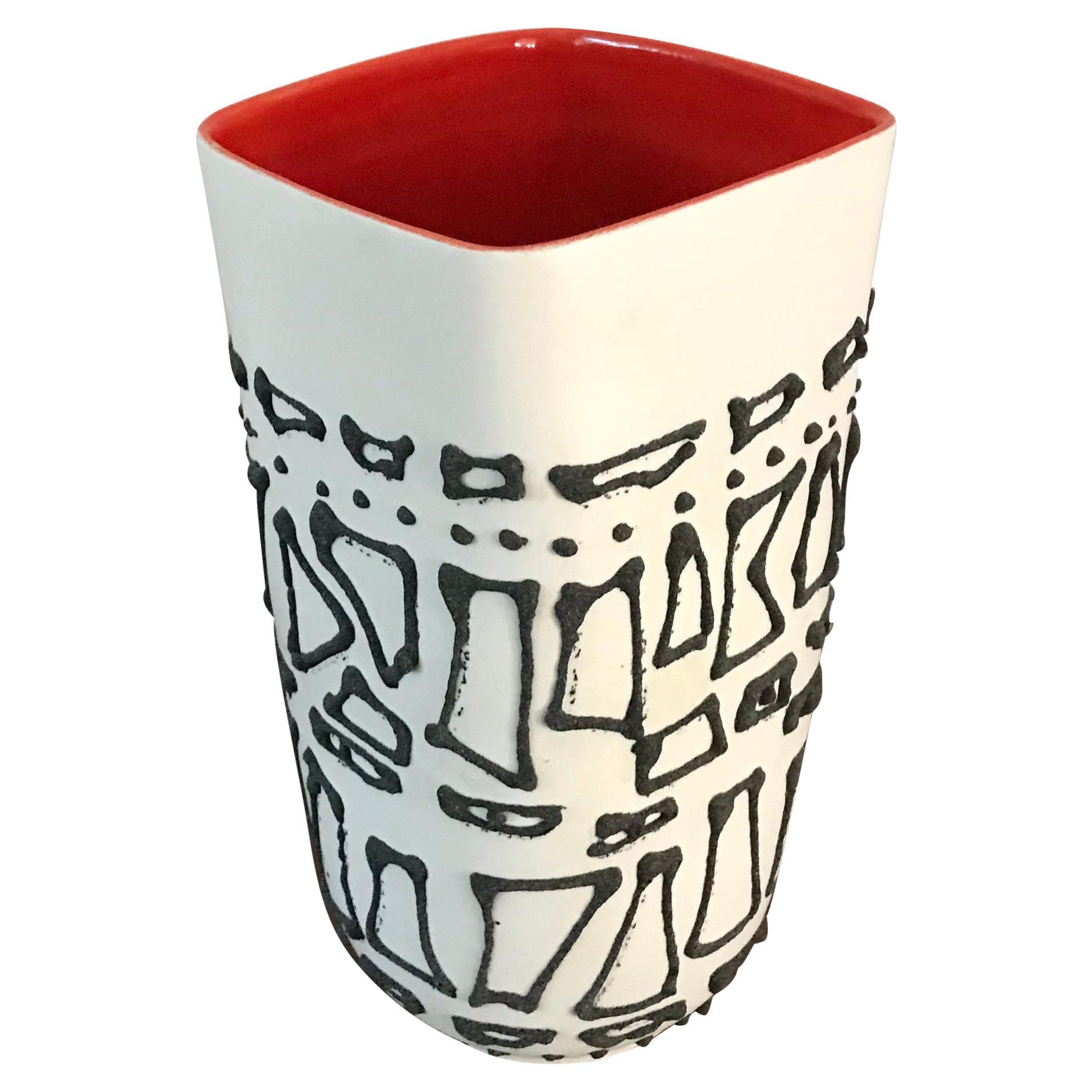 Alvino Bagni for Raymor Vase