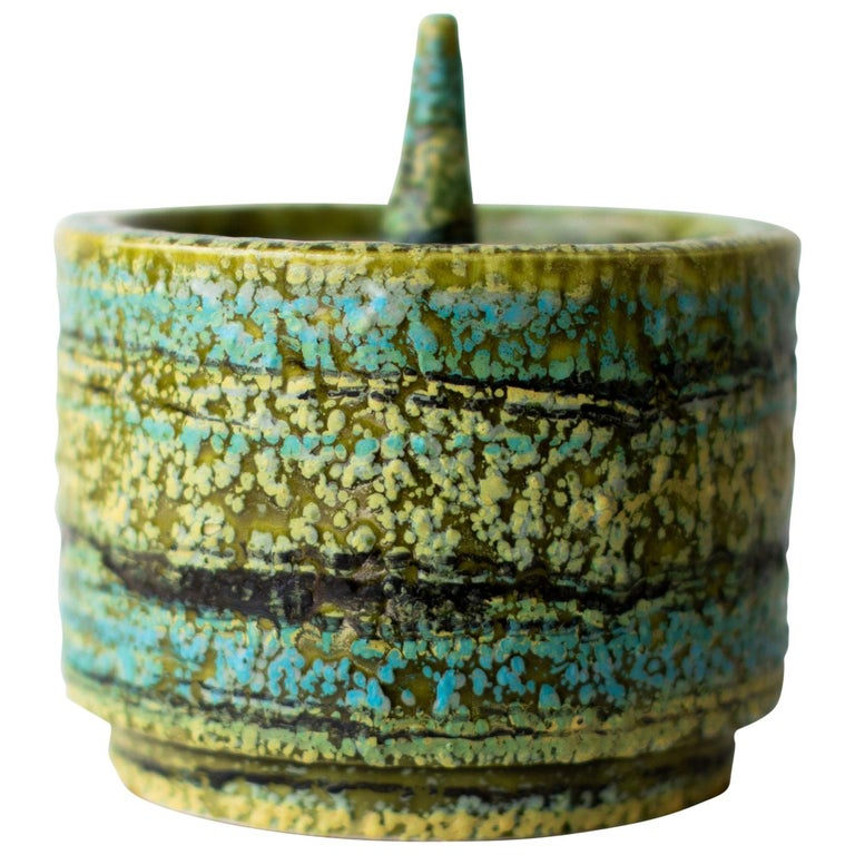 Alvino Bagni Italian Pottery Imported by Raymor For Sale