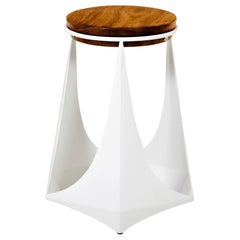 """Alvorada"" Stool by Aciole Felix, Brazilian Contemporary Design"