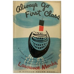Always Go First Class by Laurence Marks Book