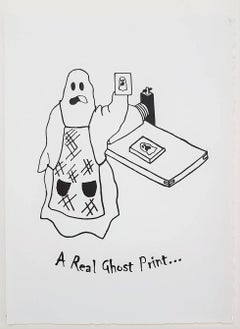 A Real Ghost Print