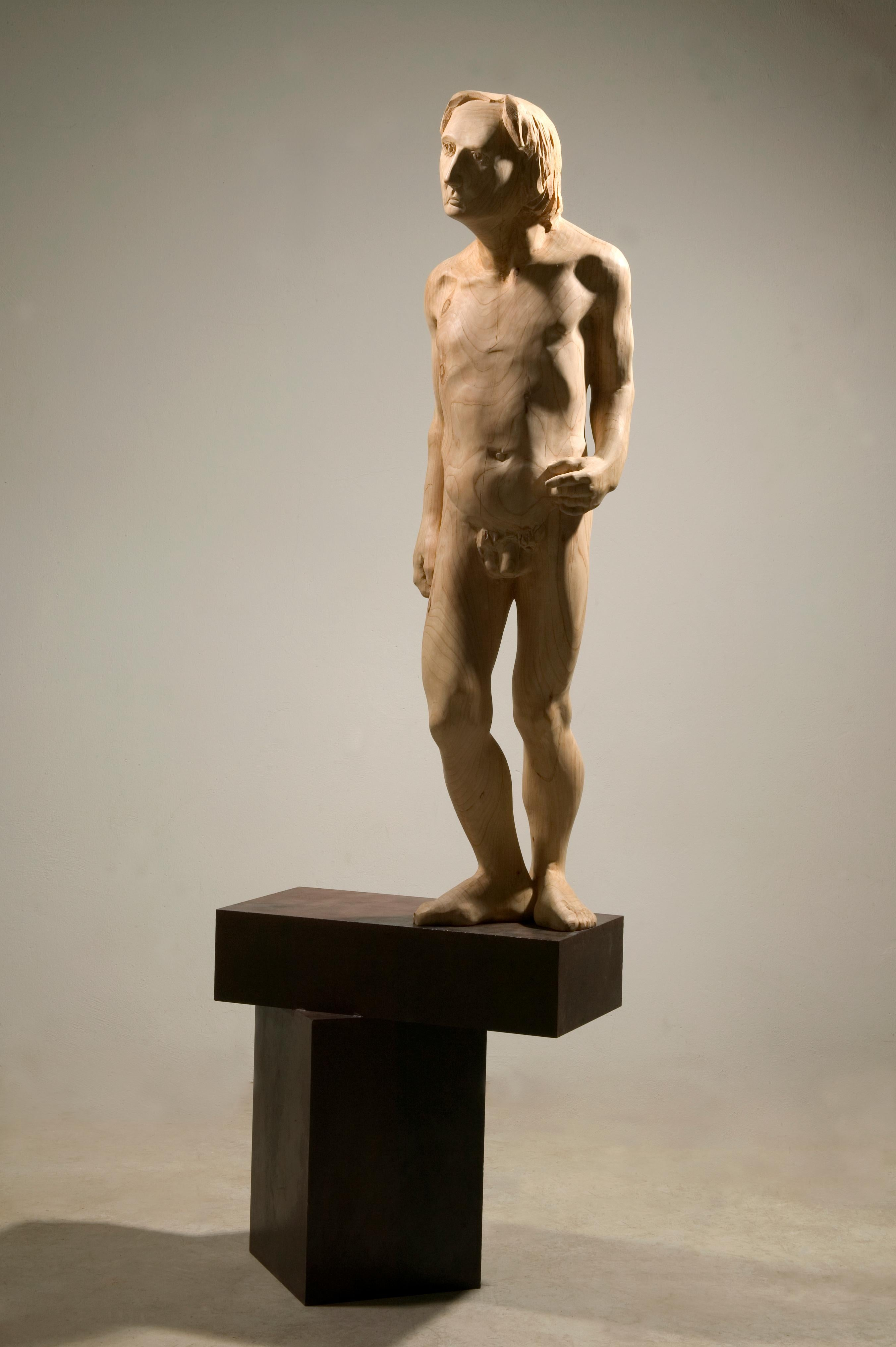 Auriga 1. original wood sculpture
