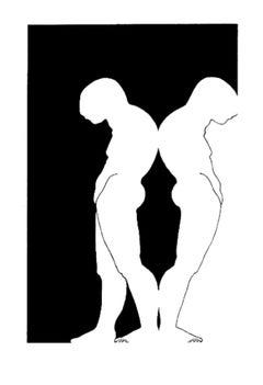 Mortajas , Contemporary Art, Xilography, 21st Century