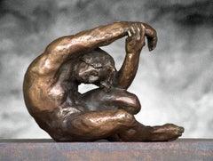 Leteo. Original sculpture bronze