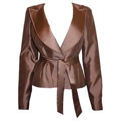 Amanda Wakely Silk Jacket