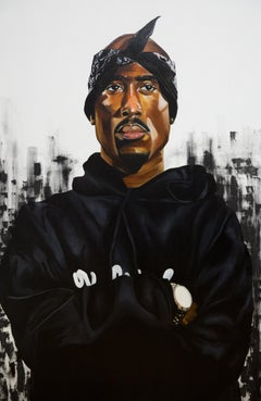 Tupac Archival Print