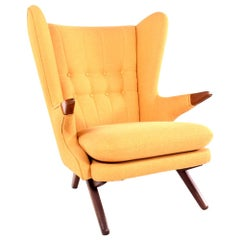 Svend Skipper Lounge Chair, Model 91. Papa Bear Style Chair