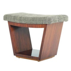 Amari Footstool - Bespoke - made with your Fabric