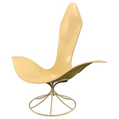 Amazing 120-LF Tulip Lounge Chair by Erwin and Estelle Laverne