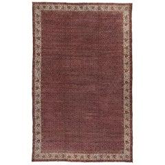 Amazing Antique Indian Agra Carpet, circa 1900s
