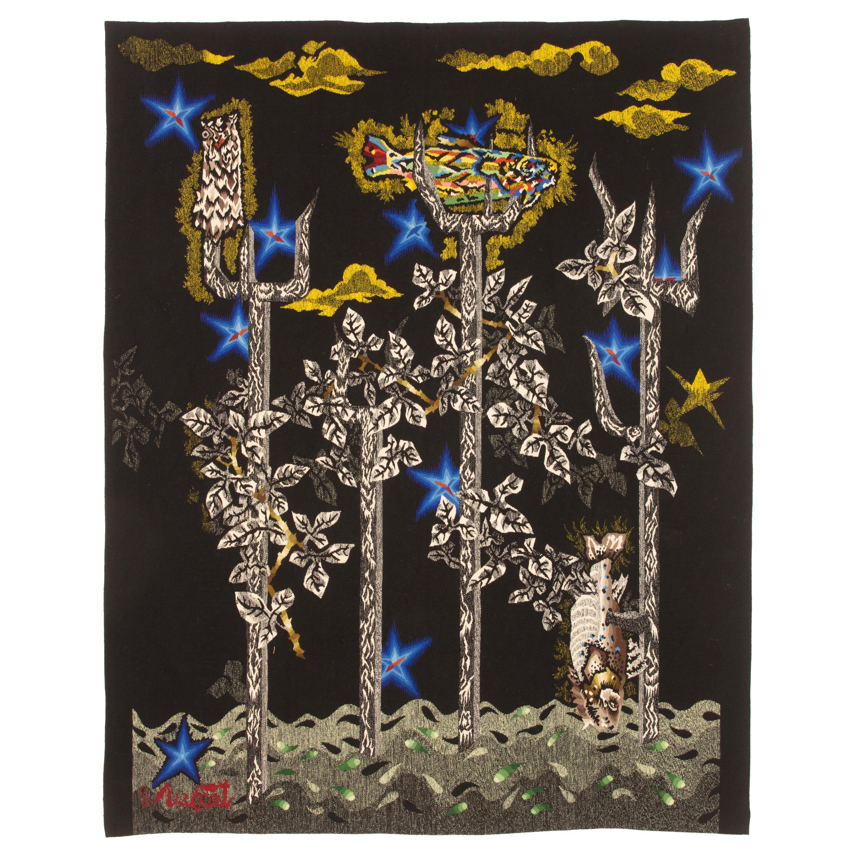 "Amazing by Tapestry by Jean Lurçat ""Little Neptune"""
