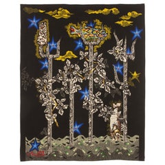 "Amazing by Tapestry by Jean Lurçat ""Little Neptune"""