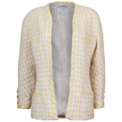 Amazing Chanel Jacket in Multicolor  tweed