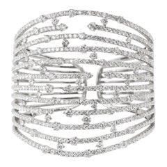 Amazing Diamond Cuff