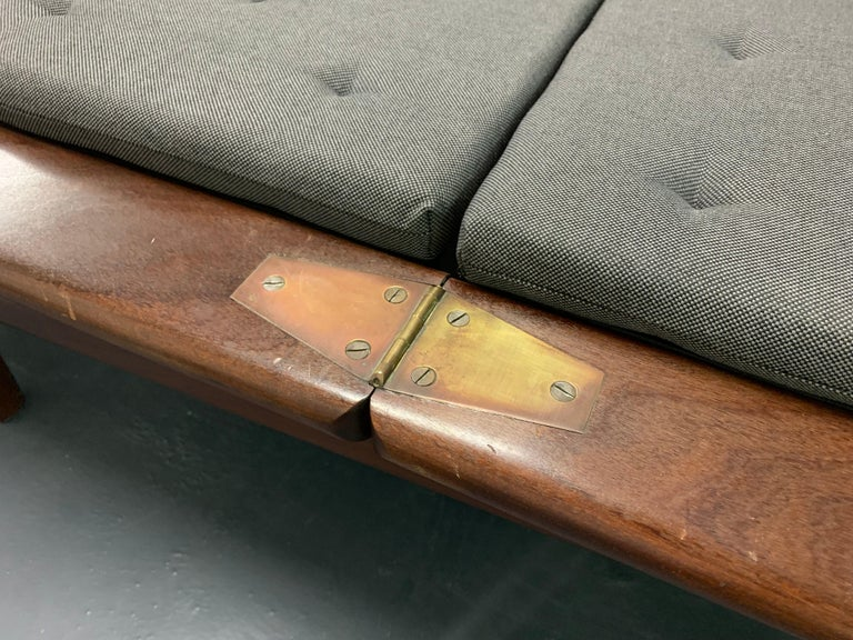 Amazing Hans Wegner Ge-1 Daybed In Excellent Condition For Sale In Munich, DE