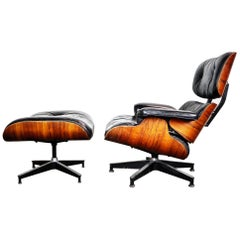 Amazing Herman Miller Eames Lounge Chair and Ottoman