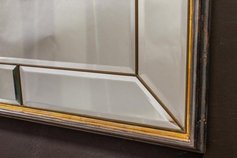 Amazing Italian Art Deco Mirror, 1940' For Sale 2