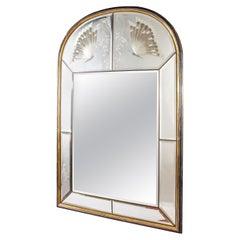 Amazing Italian Art Deco Mirror, 1940'
