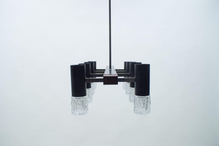 Amazing Mid-Century Modern Pendant Lamp or Hanging Light, 1960s For Sale 1