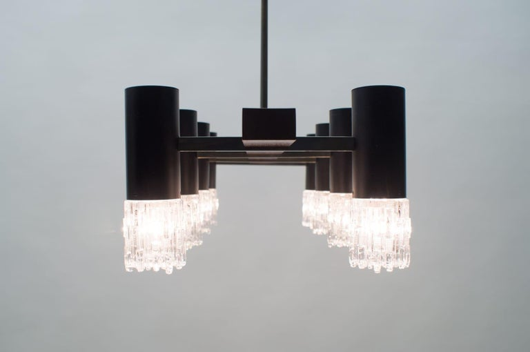 Amazing Mid-Century Modern Pendant Lamp or Hanging Light, 1960s For Sale 2